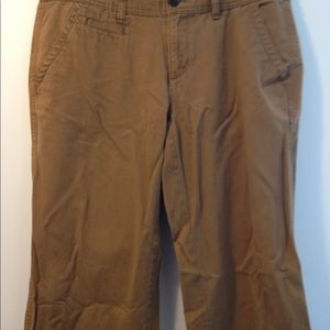 """Eddie Bauer Pants - Eddie Bauer """"legend wash"""" pants size 6"""